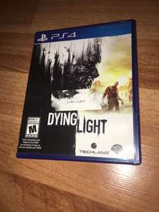 BD PS4 Dying Light
