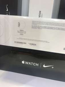 Apple Watch Seri 4 40mm Silver New