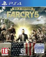 Farcry 5 jailbreak ps4 5.05 games only 200