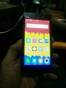 vivo y15 mulus no minus full black