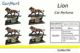 lion perfume for all cars dashboard