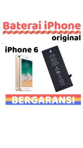 baterai Battery batrey batre iPhone 6 original