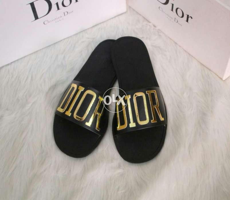 discount price Clearance sale cheap Dior slippers Size 36 to 42