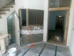 3 marla new house 3 bed Ali park C Ext airport road near bhatta chowk