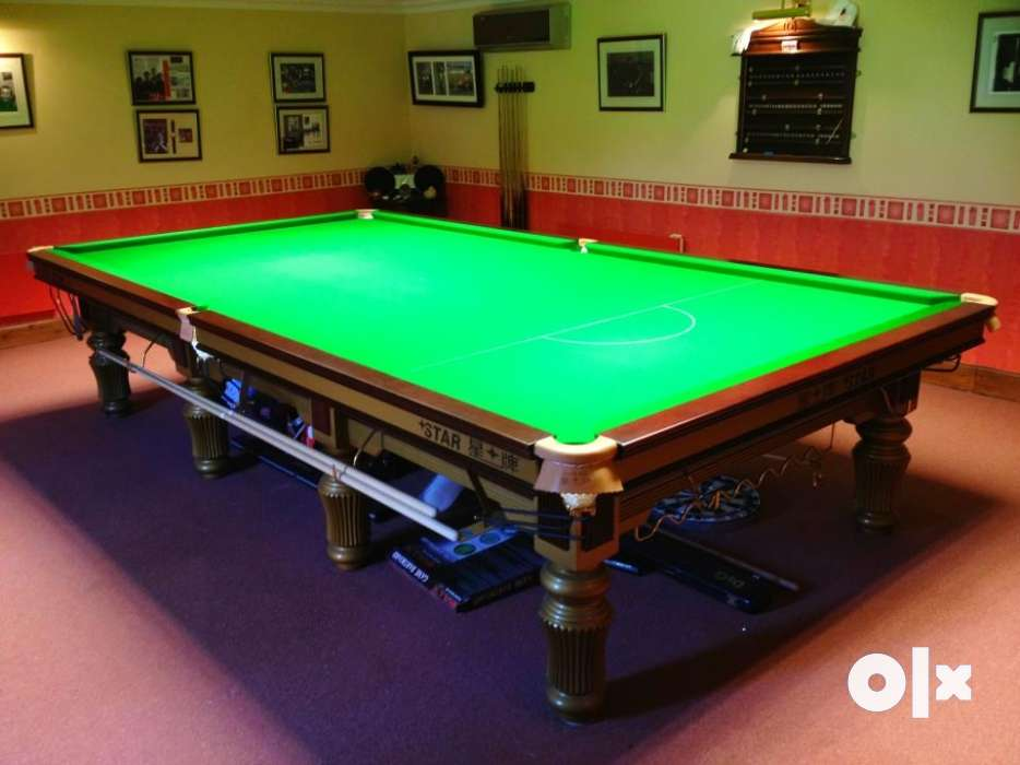 Star Snooker Table Tournament Model We Have The Bengaluru Books - Star pool table