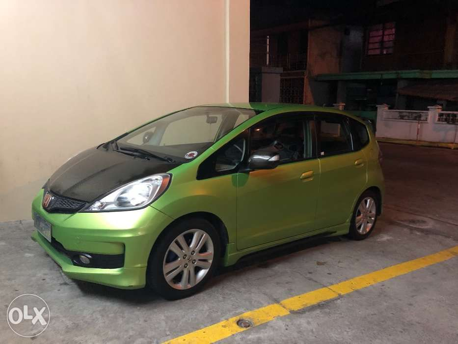Honda Jazz 2013 In San Pablo City Laguna Olxph
