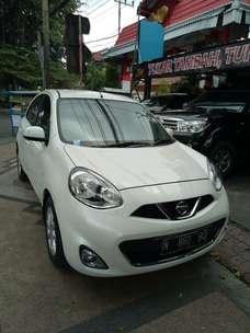 Nissan March AT 2014 CBU Special Edition Tg1 Low Pajak Baru 5 Th Baru