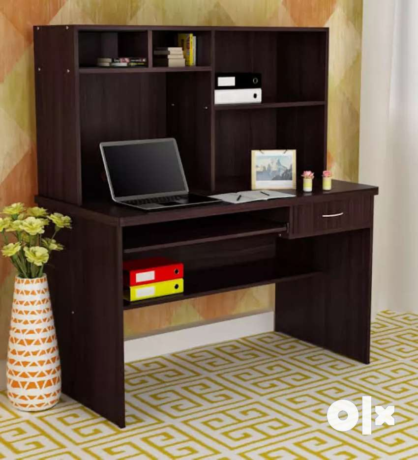 Study table with book shelf