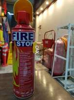 Fire Stop Cylinder Extinguisher For Cars And Jeeps