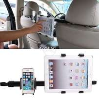 Universal 2 in1 For Tablet PC Smartphone Double Used Universal Car Bac