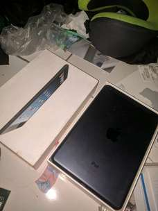 ipad mini 1 16gb wifi + celluler 4g normal lengkap ex. ibox murmer