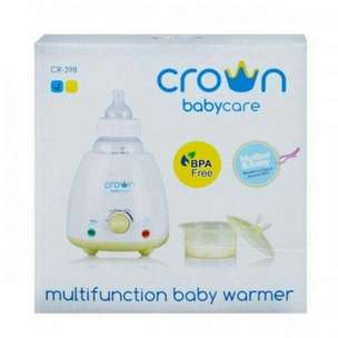 Crown Multifunction Warmer Car And Home 2332