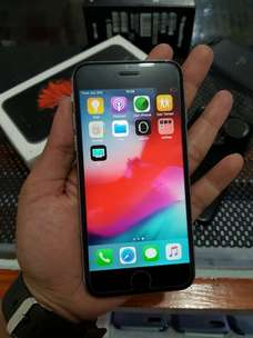 iphone 6s 128gb grey harga netttttt no nego