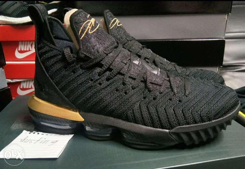 newest 49515 1861f Nike LeBron 16 Im King