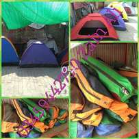 Water proof camping Tents & Dust proof campaign Tents easy to carry bi
