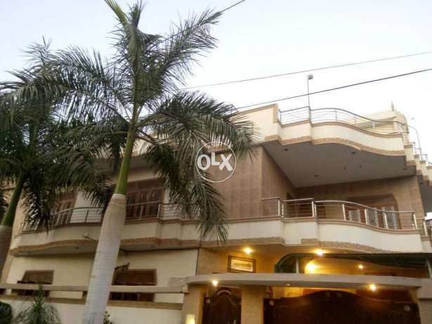 Brand New 400 yards 3 Bed DD portion for rent