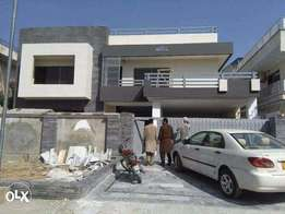 F-11,House For Rent 6 bed two kitchen d d lounge best for two families