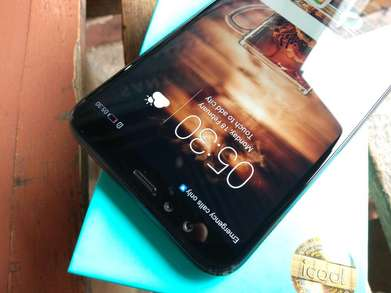 Honor 9 lite 3/32 hitam