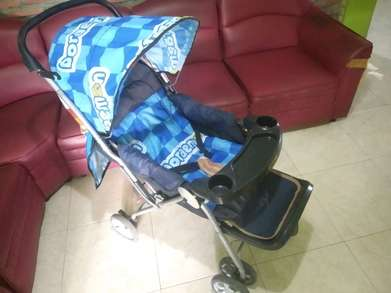Stroller Baby Does Second