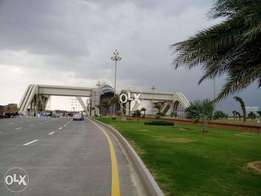 Peoples Move to Karachi Bahria Town 5 Marla Residential Plot Pre 15