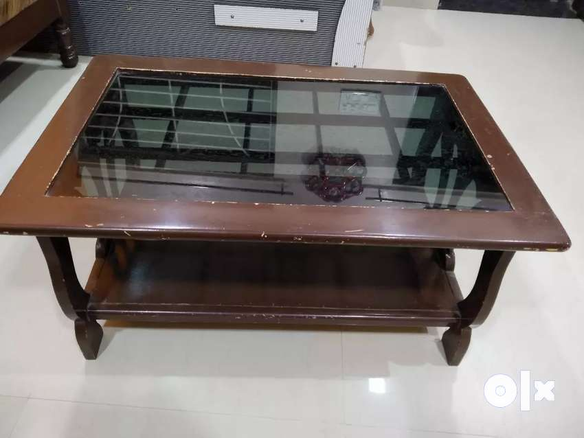 Wooden Tea Table Other Household Items 1606598028