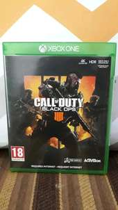 BD Xbox One Call Of Duty Black Ops 4 2nd mulus