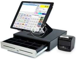Fast Food Restaurant , POS Software and Hardware