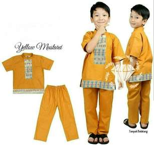 stelan koko verrel kids 6 warna