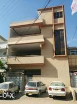 233 yards triple story house in block H north nazimabad
