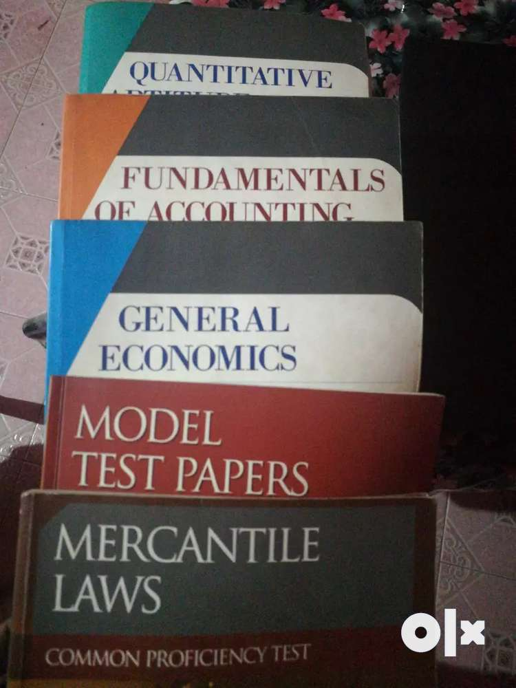 Mercantile Law Book For Cpt