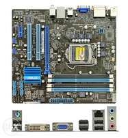 Asus H61 Motherboard for 2nd and 3rd Gen Processors