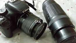 Canon DSLR 550D Camera With Special offer with high zoom LENS