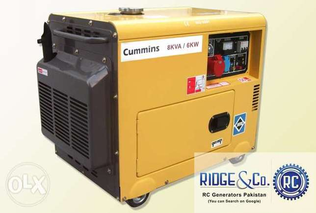 Cummins powered by an economical single cylinder diesel engine
