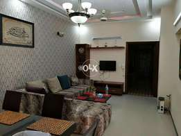 15 Marla furnished House with basemnt for rent in Bahria town rwp