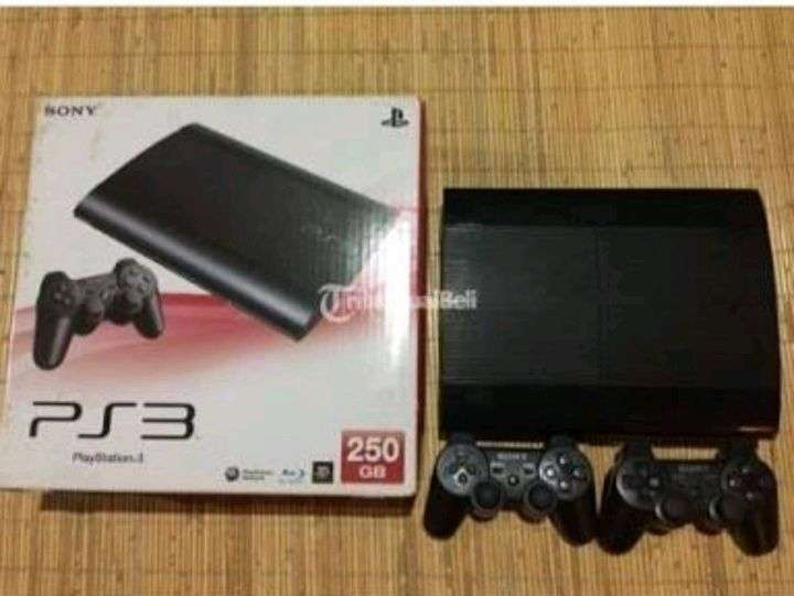 Ps3 Super Slim 250 Gb