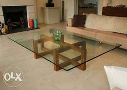 Live Long Wooden Center ,coffee Table