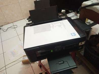 Printer Epson L360 All In One