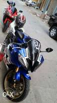 Yamaha R6 Heavy Sports Bike in mint condition