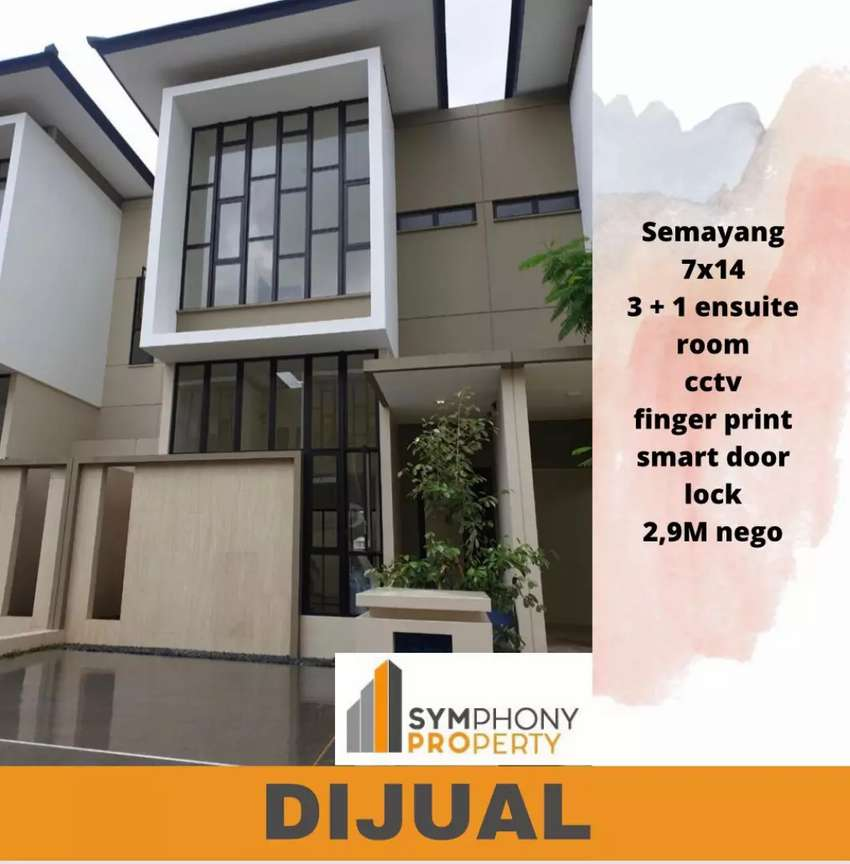 Di Jual Murah Rumah Bu 3 Lantai Di Asya Jakarta Garden City Jgc Cakung Dijual Rumah Apartemen 796331387