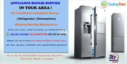 Commercial & Domestic Appliance Repairs