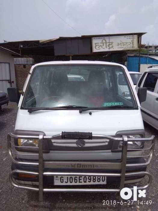 Maruti Suzuki Omni E 8 Str Bs Iv 2012 Cng Surat Cars Vraj Chowk