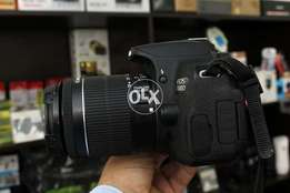 Canon eos 700D with all orignal untouched accessories