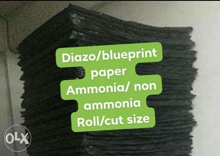 Non ammonia diazo paper 20x30 24x36 in marilao bulacan olx non ammonia diazo paper 20x30 24x36 malvernweather Image collections