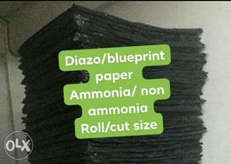 Diazo paper view all ads available in the philippines olx non ammonia diazo paper 20x30 24x36 malvernweather Images