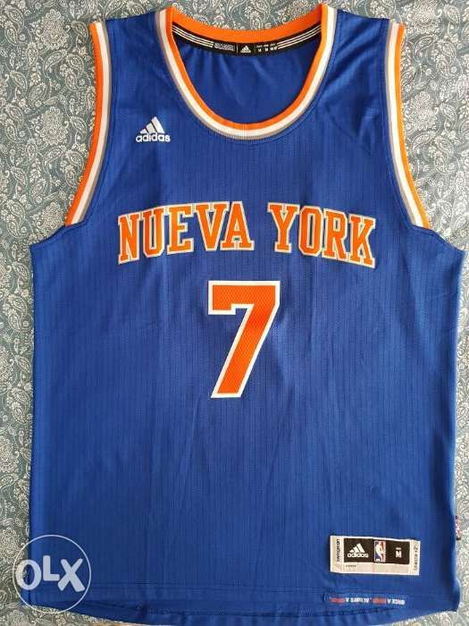 best value c01bf 26a0e NBA Authentic Jersey Carmelo Anthony Medium in Mandaluyong ...