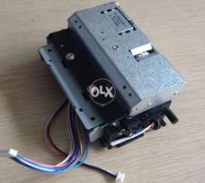 Thermal printer auto cutter