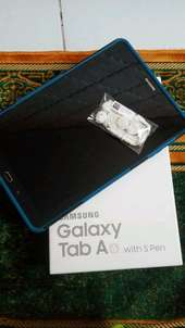 Samsung Galaxy Tab A6 with S Pen Like New! For Editing & Hobby Gambar