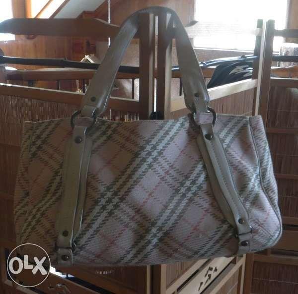 Burberry London Blue Label Shoulder Bag in Baguio 4cfaa9355598d