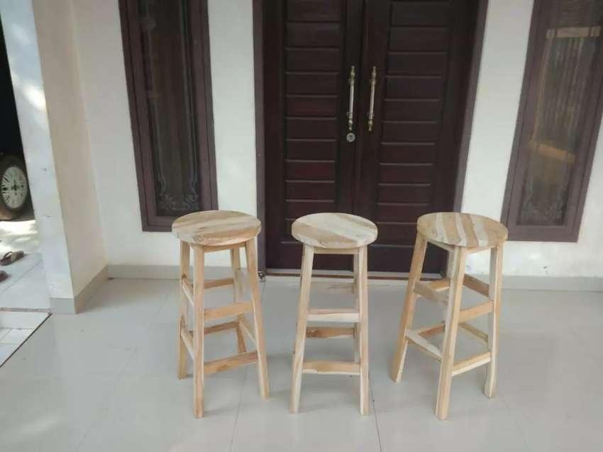 Kursi Cafe Bar Bulat Mebel 766298293
