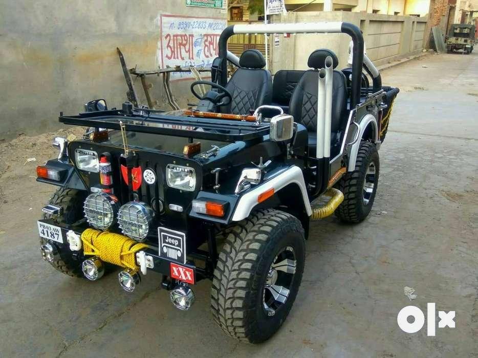 Modified Open Jeeps Open Jeeps Jeeps Sale Open Kolkata Used Cars